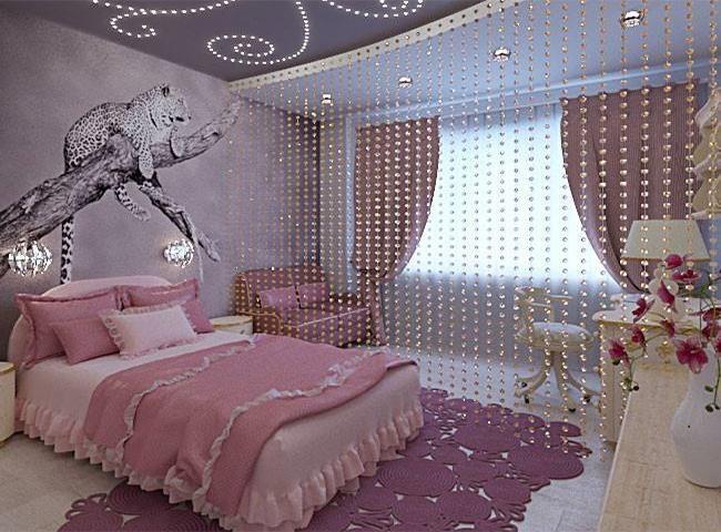 Yatak odas perde hal ev dekor 87 3 for Ev dekorlari